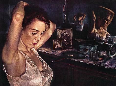 Reflections of Sasha by Jean Hildebrant
