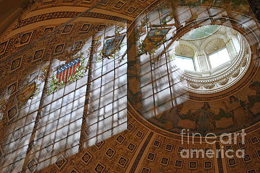 Jost Houk - Reflections of the Library of Congress