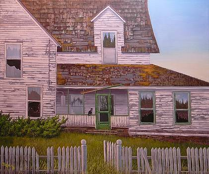 Reflections of the Past by Paul K Hill