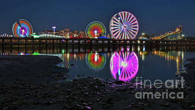 Reflections of the San Diego County Fair 2017 by Sam Antonio Photography