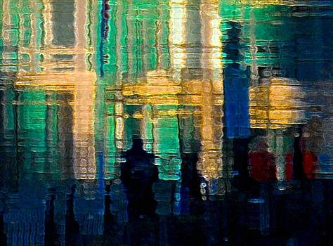 Reflections of Vancouver by Bill Kellett