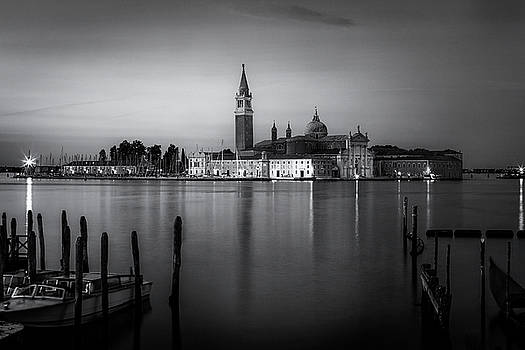 Reflections of Venice by Andrew Soundarajan
