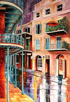 Reflections on St Peter Street by Diane Millsap