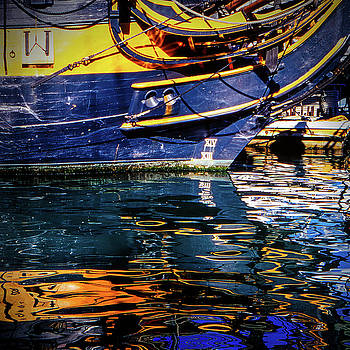 Reflections by Samuel M Purvis III