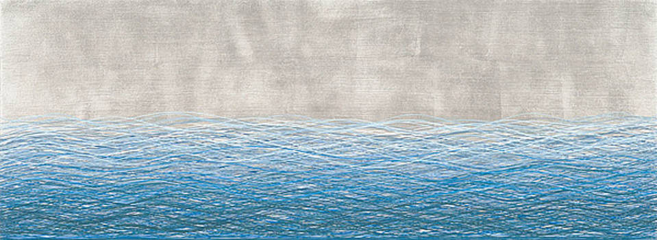 Reflective Seascape 3 by Kenneth Ober