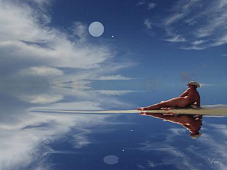 Reflectons II by George Vee