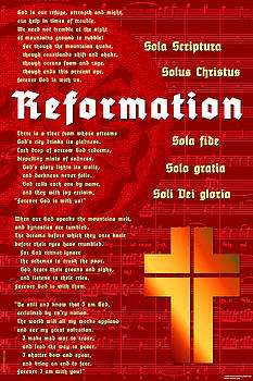 Reformation Day by Chuck Mountain