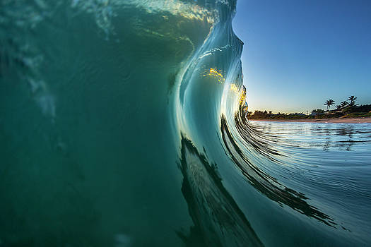 Refraction by Sean Davey