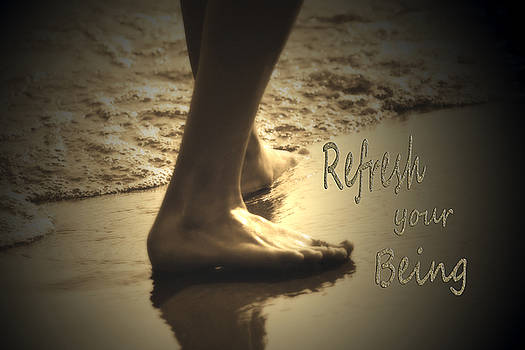 Cathy  Beharriell - Refresh Your Being spa series