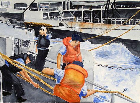 Refueling by Robert Thomaston