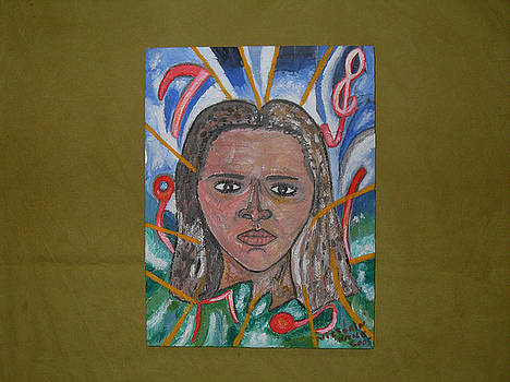 Regard - 2005 by Nicole VICTORIN