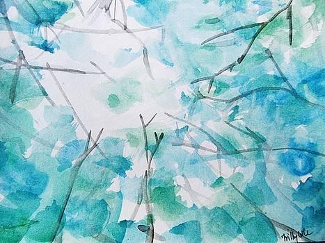 Regardez Le Ciel by Trilby Cole
