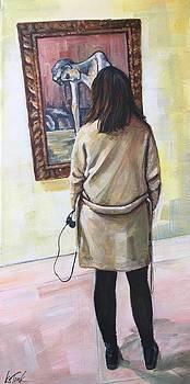 regarding Picasso by Katharine Turk-Truman