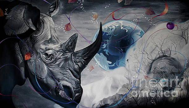 Regards from Eternity by Tatyana Binovska