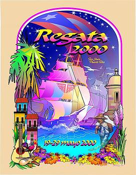 Regata 2000 by William R Clegg