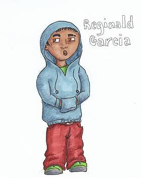 Reginald Garcia by Domonique Mayhawk