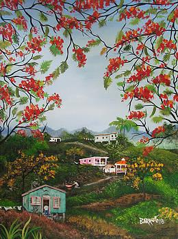 Regresare by Gloria E Barreto-Rodriguez