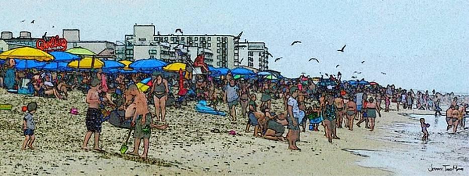 Jeffrey Todd Moore - Rehoboth Beach 2011