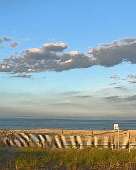 Rehoboth Beach by Christopher Kerby