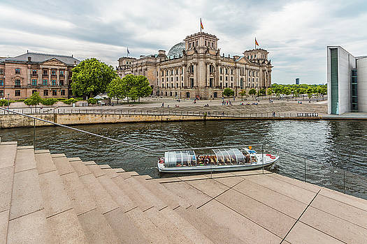 ReDi Fotografie - Reichstag in Berlin