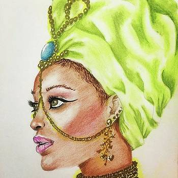 @reignglobal  Inspired Me For This Late by AGONZA Art