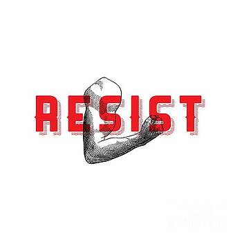 Reisist Arm Tee by Edward Fielding
