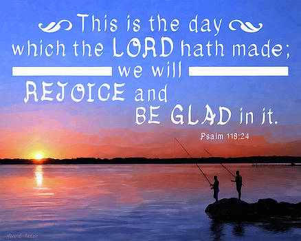 Rejoice And Be Glad by Mark Tisdale