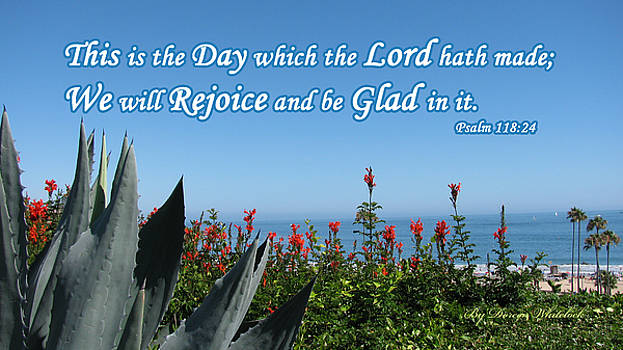 Rejoice This is the Day The Lord Hath Made by Doreen Whitelock