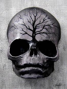 Relative Skull 2 by Kalynn Kallweit