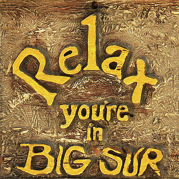 Art Block Collections - Relax You