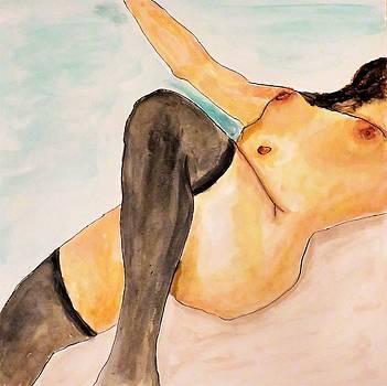 Relaxing Beauty by Mario Carta