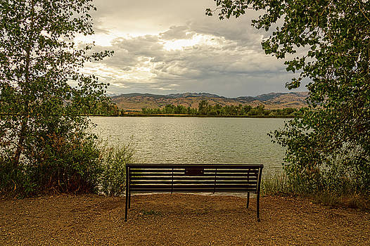 Relaxing View by James BO Insogna