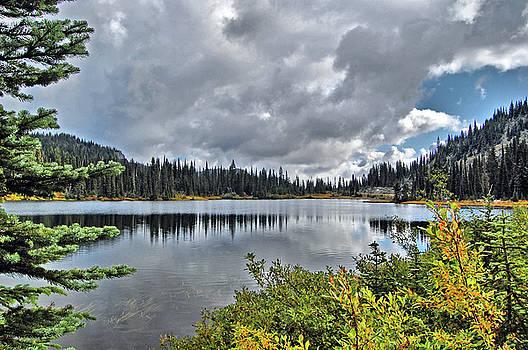 Relection Lake by Ben Prepelka