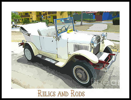 John Malone - Relics and Rods