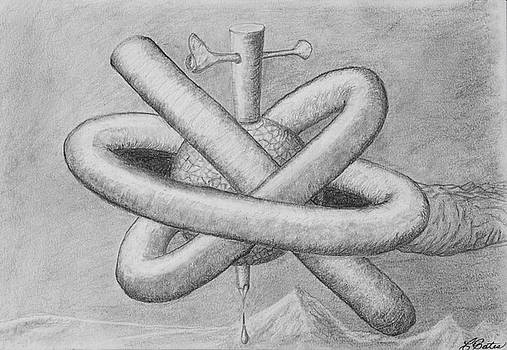 Religion of Science by Yulia Kazansky