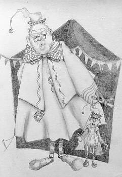 Reluctant Puppet by Shane Guinn
