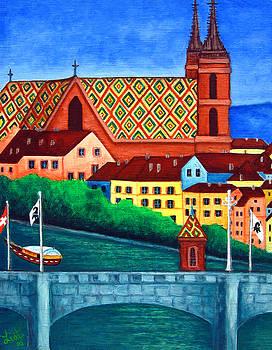 Remembering Basel by Lisa Lorenz