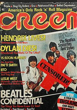 Remembering Creem by William Rockwell