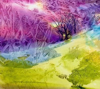 Remembering Spring by Sarah Guy-Levar