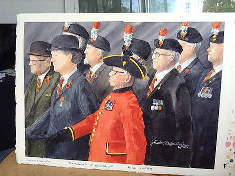Remembrance Day II by Harding Bush