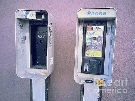 Remnants of Communication.. by SimbiAni