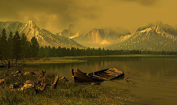 Remnants of Time by Dieter Carlton