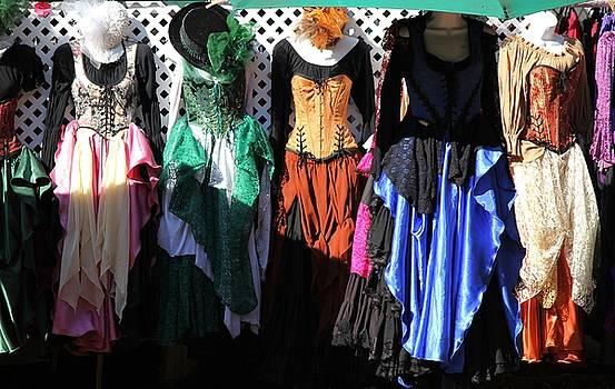Renaissance Dresses by Theresa Willingham