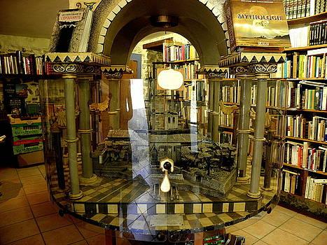 Rennes Les Chateau Biblioteque Mystique by Cass Oest