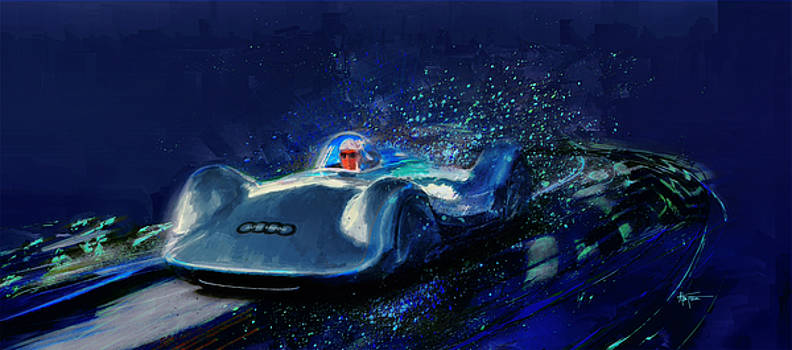 Rennspeed by Alan Greene