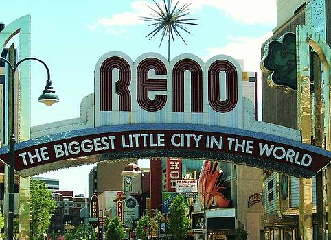 Reno by Russell  Barton