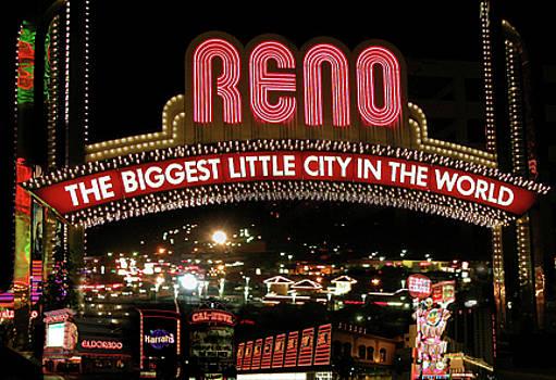Reno Montage by Jennifer Ferrier