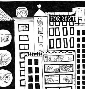 Renters by Lou Belcher