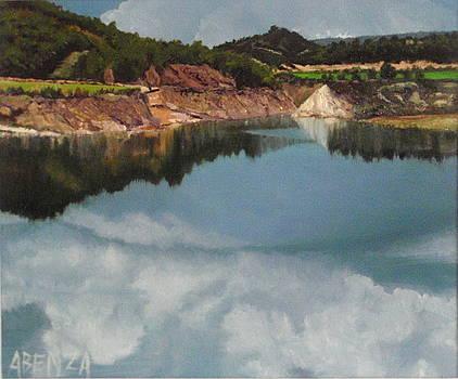 Reservoir Sant Marti Tous by Juan Jose Abenza