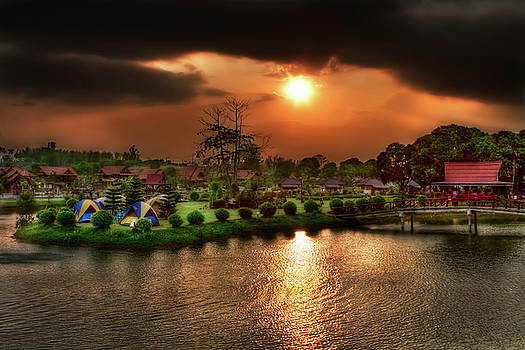 Resort HDR by Phiseksit Inthip